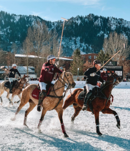St.Regis World Snow Polo Championship