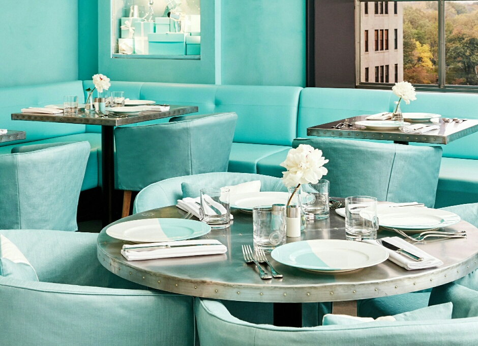 Breakfast at Tiffany & Co. | New York