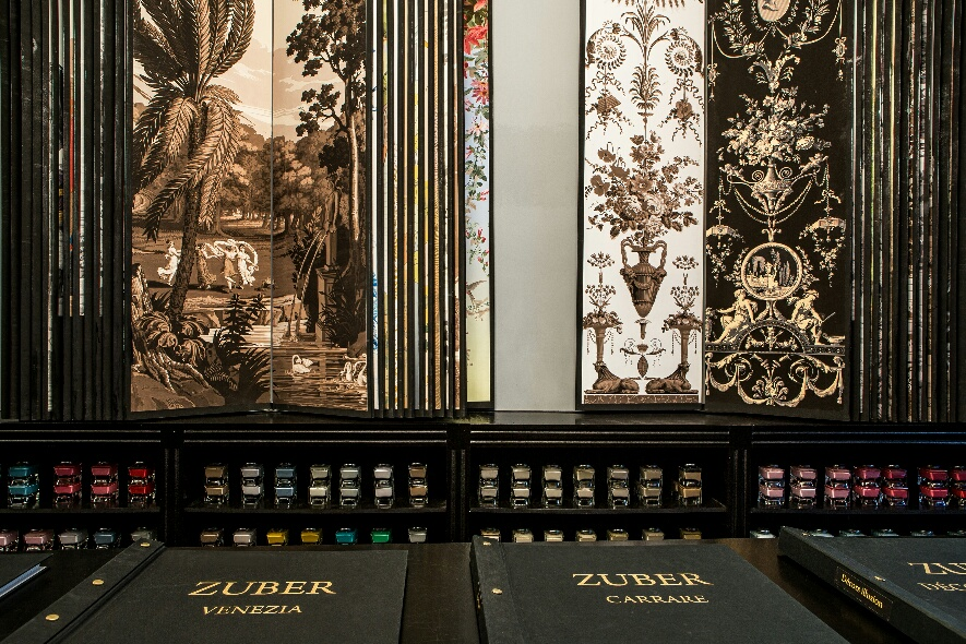 ZUBER French Wallpaper Manufacturer