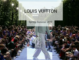 Louis Vuitton Spring 2019 Menswear Collection