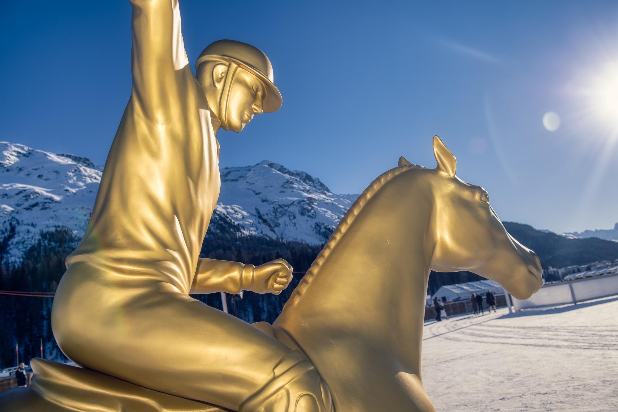 Snow Polo World Cup St. Moritz 2019