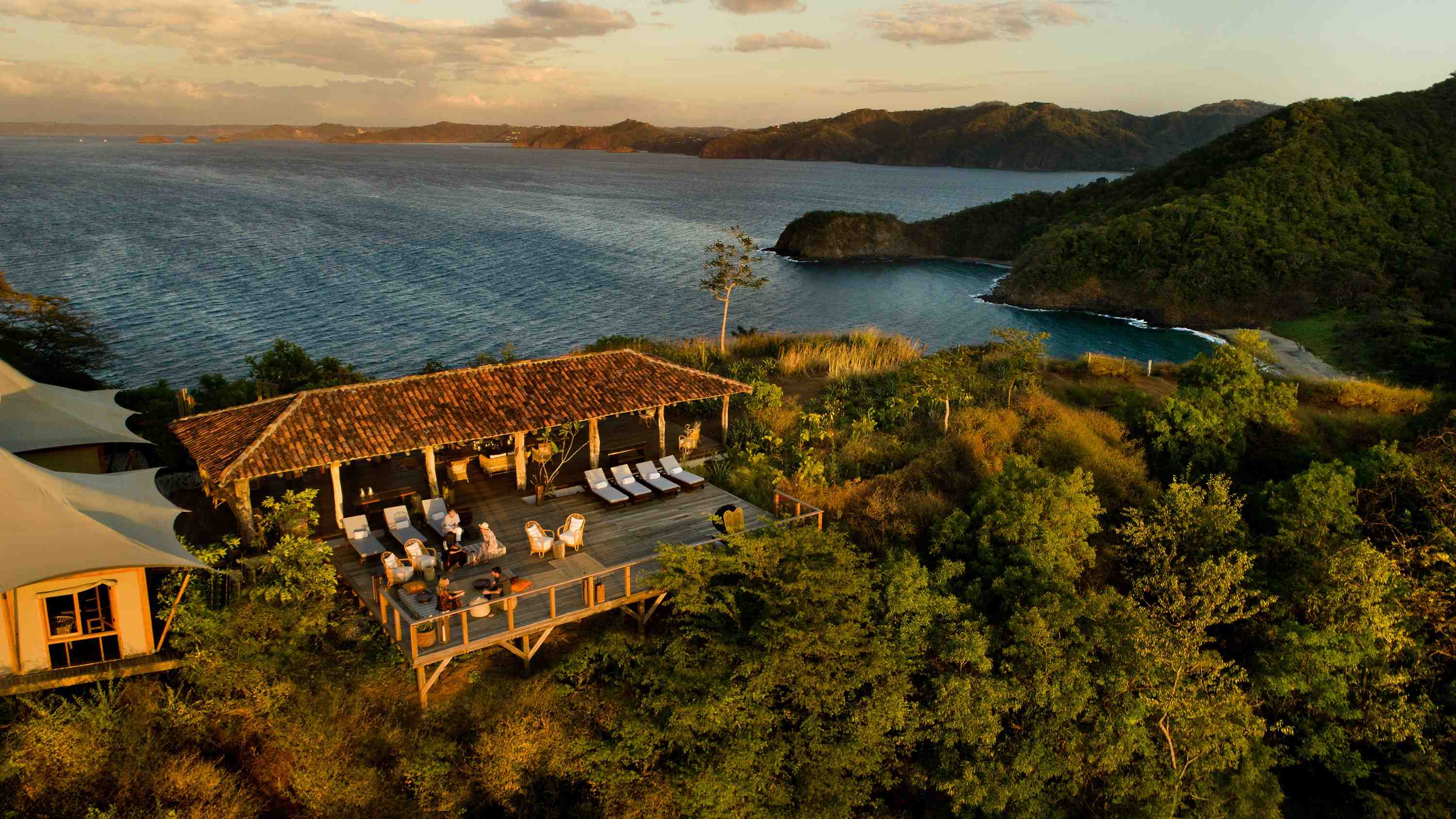 AW² unveils its latest eco-lodge project, Kasiiya Papagayo in Costa Rica