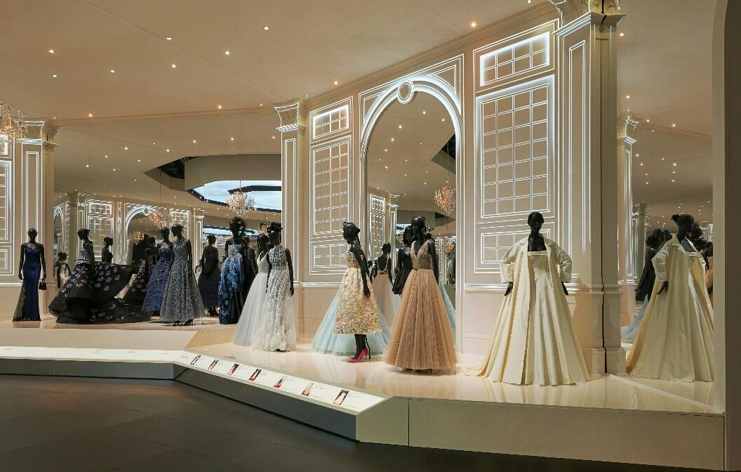 e5b74c42972 Christian Dior Designer of Dreams Exhibition