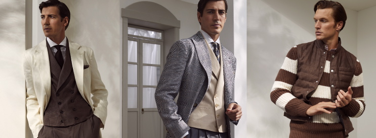 Brunello Cucinelli Men's Spring Summer 2019