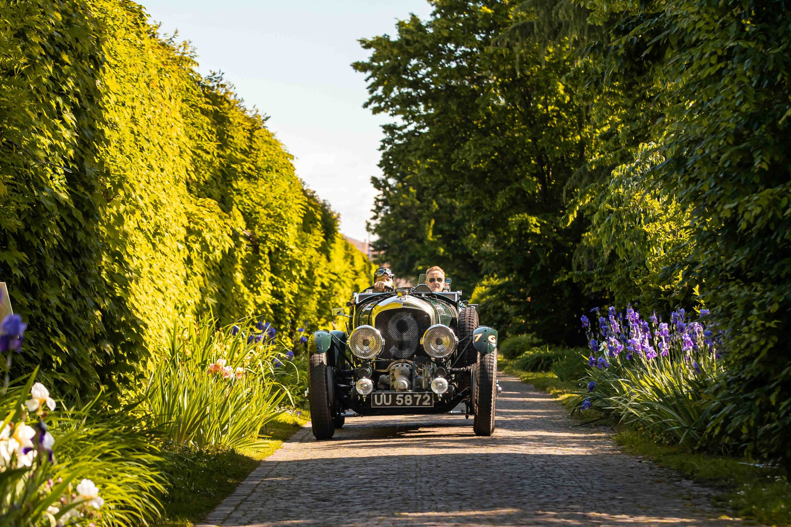 Bentley At Chantilly Arts & Elegance