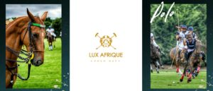 Lux Afrique Polo With A Touch Of Africa
