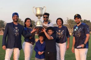 The Ezra Cup in Dubai