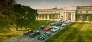 Bentley at Goodwood Festival