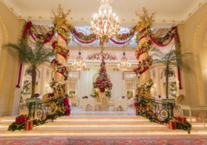 Christmas Season at The Ritz London