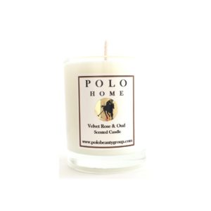 Velvet Rose & Oud Scented Candle Mini
