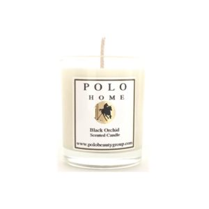 Black Orchid Scented Candle Mini