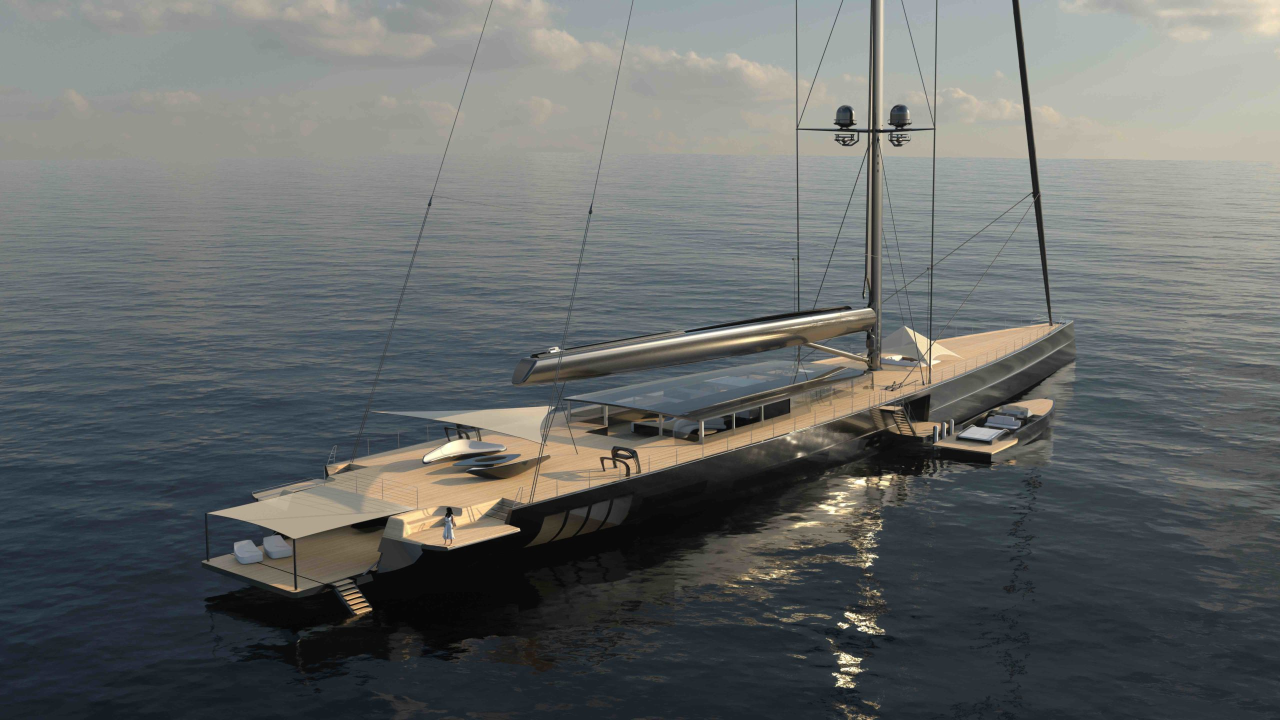 Read more about the article ROYAL HUISMAN Worlds Largest Sloop