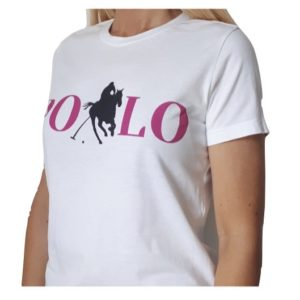 The Pink Polo T-Shirt