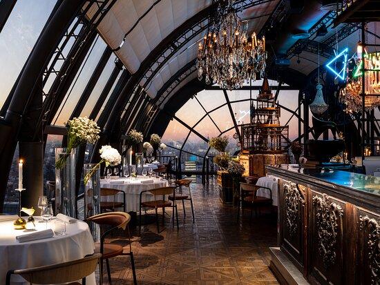 restaurants moscow