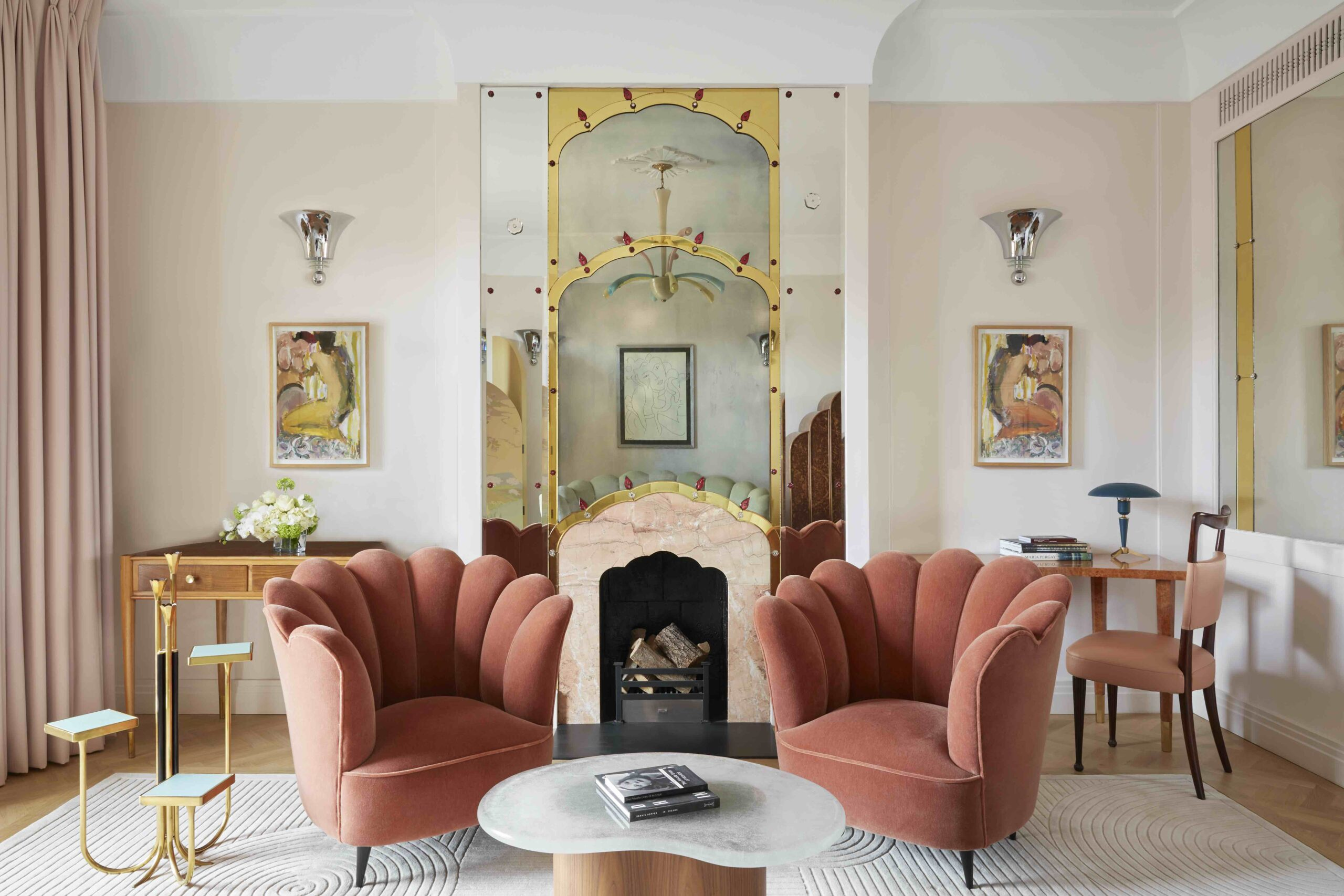 Read more about the article Claridges Unveils New Suites Designed by Brian O'Sullivan