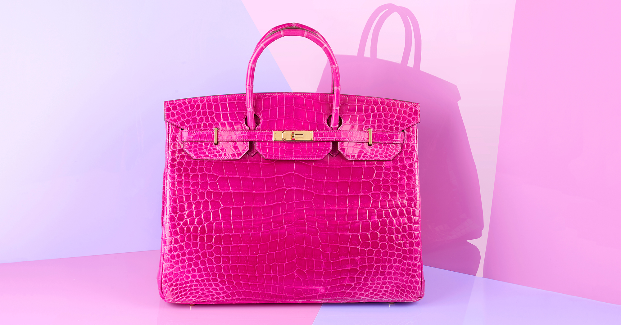 Pink Hermès Birkin handbag sells for just under £20,000 at UK auction