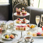 London Afternoon Tea Inspired by V&A's Alice: Curiouser & Curiouser Exhibition