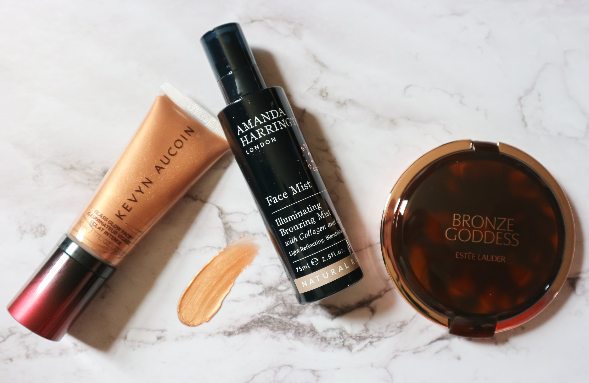 How To Fake a Bronzed Summer Glow