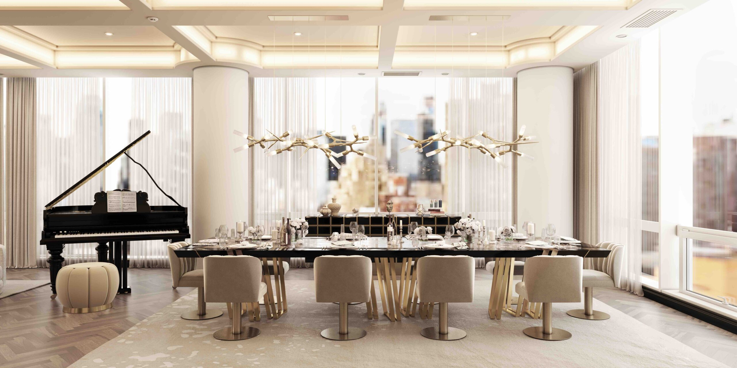 Read more about the article Modern Luxury Apartment in New York City